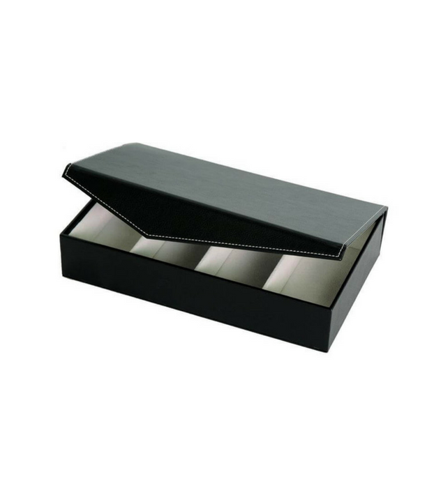 Custom PU Leather Box with Compartments