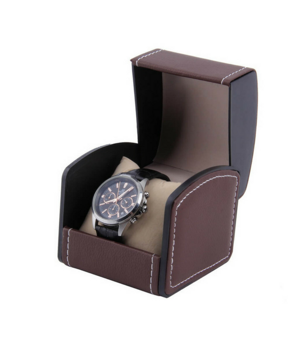 Customized PU Leather Watch Box