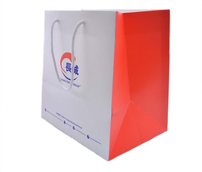Customized Mooncake Paper Bag